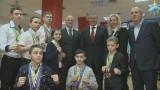 Одесса — столица спорта.Сергей Бубка в гостях в мэрии