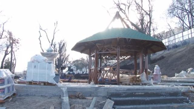 Продолжение строительства Стамбульского парка