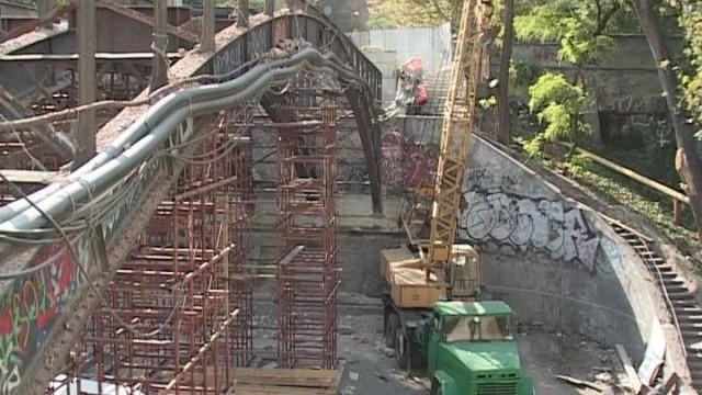 Мост Коцебу откроют для автомобилей
