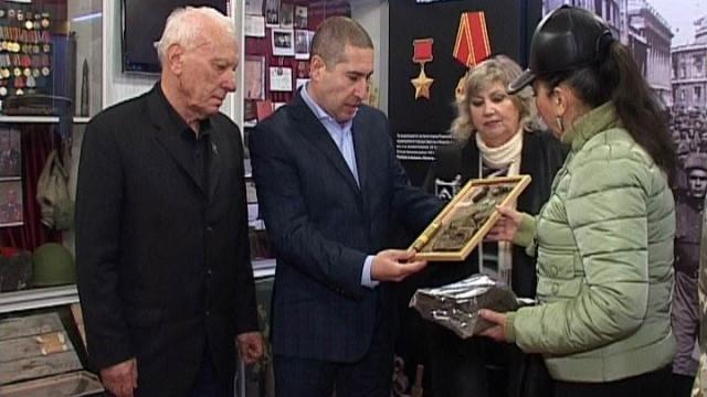 В Музее Холокоста уникальный экспонат