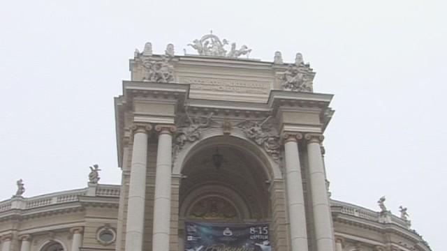 Рождественский фестиваль в Одесском оперном
