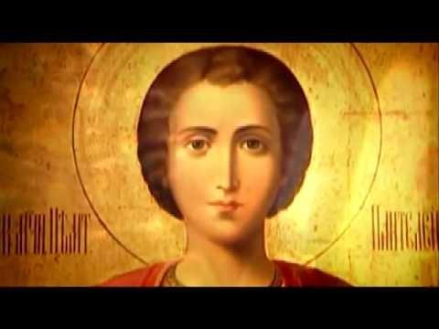 В Одессу со Святой Горы Афон привозят мощи святого великомученика Пантелеимона
