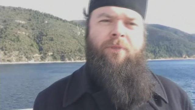 Делегация Одесской епархии прибыла на Афон