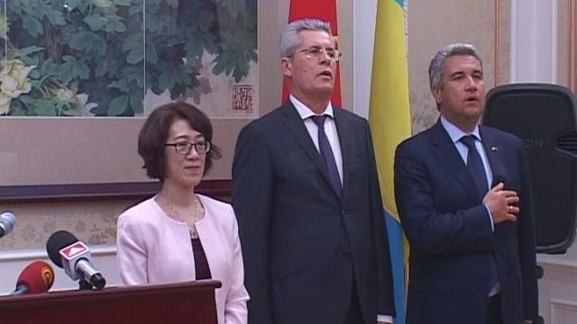 Четверть столетия украинско-китайских отношений