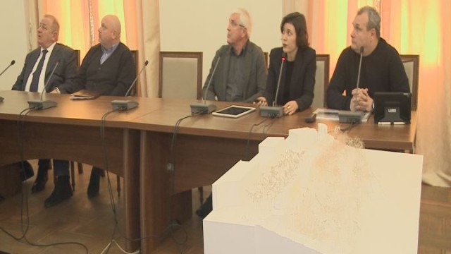 Обсуждение проекта Греческого парка
