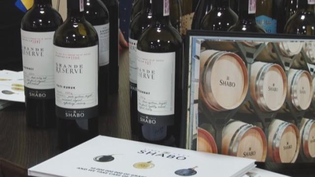Успешные виноградари и виноделы встретились в Одессе