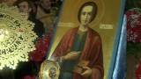 Афонская святыня прибыла на украинскую землю