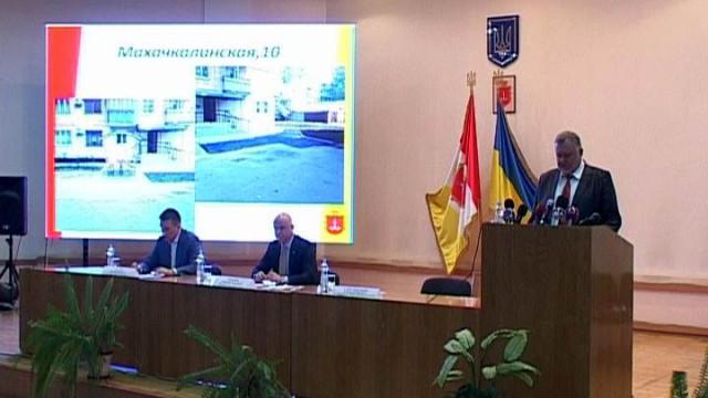 Отчет деятельности Суворовской райадминистрации