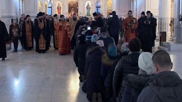 Делегация из Афона: последний день в Одессе