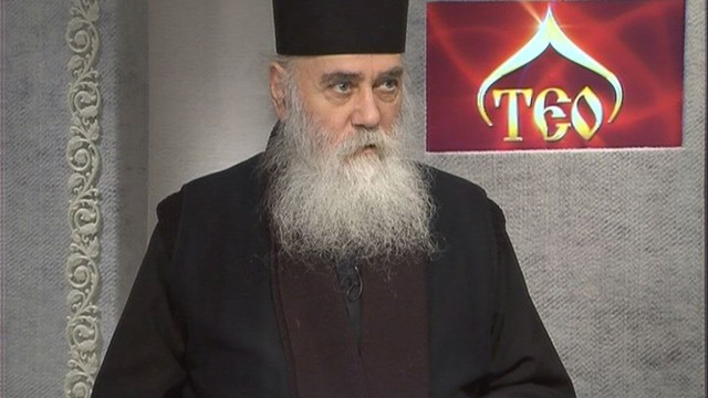 Беседа с афонским монахом Никодимом