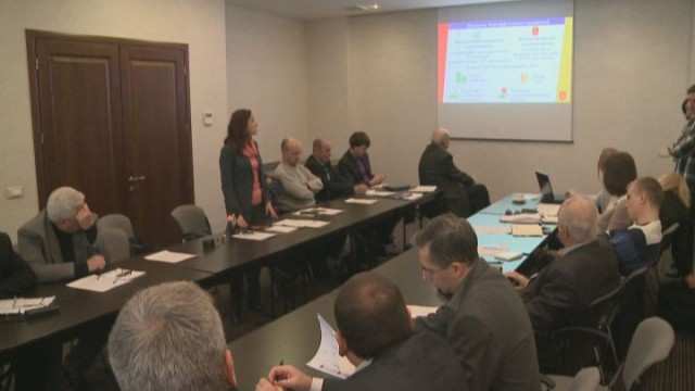 Встреча экспертов в сфере энергоэффективности