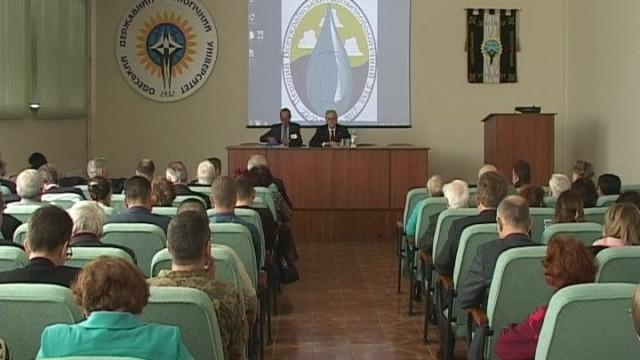 Первый в Украине гидрометеорологический съезд