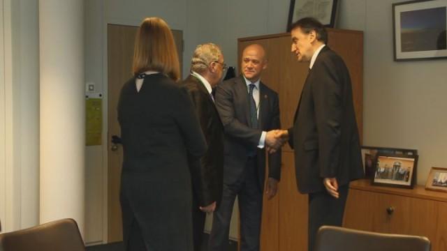 Мэр Одессы провел ряд переговоров в Брюсселе