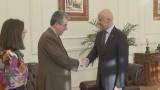 Геннадий Труханов встретился с греческой делегацией