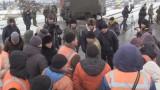 С января по март: история блокады Донбасса