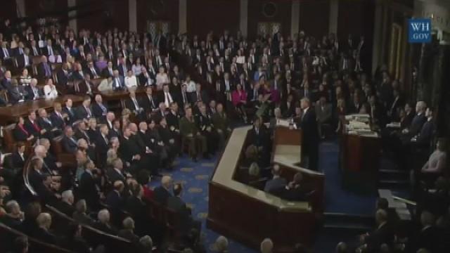 Дональд Трамп: Выступление в Капитолии