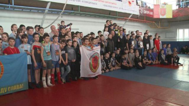 Чемпионат Одессы по ММА