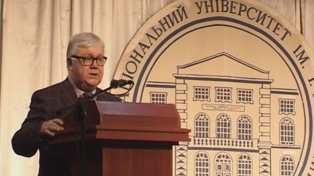 День открытых дверей в ОНУ им. Мечникова