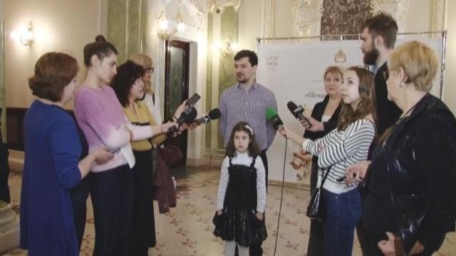 Новый проект «Одесская опера детям»