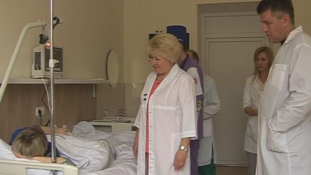 Современное гинекологическое отделение в ОНМедУ