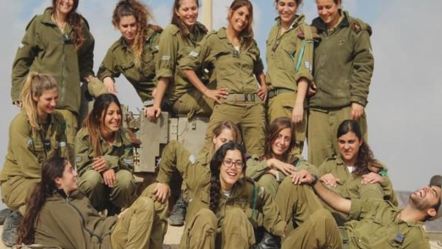 Сила женщин: Армия Израиля