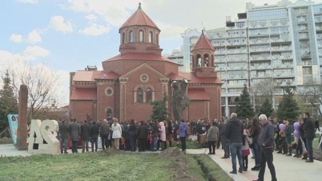 Опыт Армении: 102 года геноцида