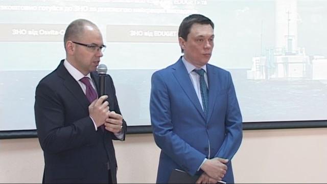 Максим Степанов презентовал проект «Be smart»