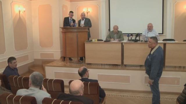 ЖК «Золотой берег»: встреча в мэрии