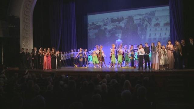 Концерт «Песня в солдатской шинели»