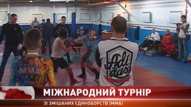 В Одессе состоится международный турнир по ММА