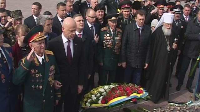 10 апреля: освобождение Одессы