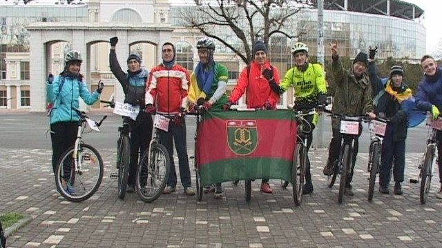 Велосотка 2017 — участние ОНАПТ