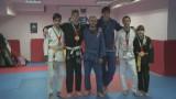 Одесситы вернулись с Чемпионата мира по БЖЖ