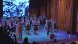 Праздничный концерт в Доме офицеров