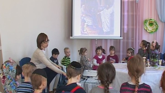Традиции с детства: подготовка к празднику Песах