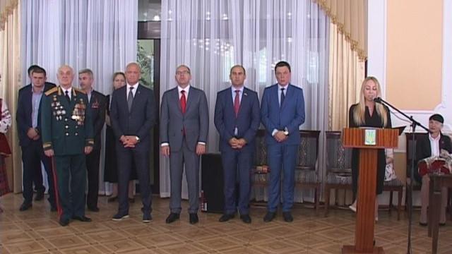 Геннадий Труханов поздравил ветеранов