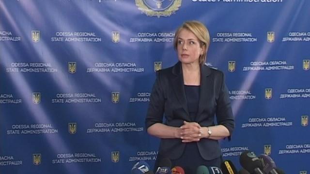 В Одессу прибыла министр образования Украины