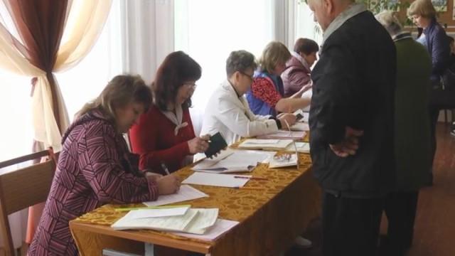 Децентрализация — первые выборы в громады