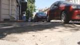 На Канатной обновят тротуарное покрытие