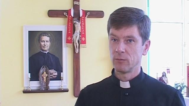 Виталий Кривицкий — новый епископ-ординарий