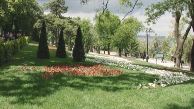 В Одессе открыли Стамбульский парк
