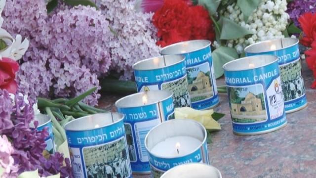 Праздник Победы в общине ХАБАД