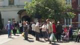 Гуманитарная помощь в Одессе: Координационный центр одесской епархии