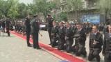 Выпуск полицейских: Университет внутренних дел