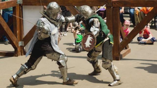 Пороховая башня — фестиваль средневековой культуры