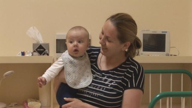 Медицинская помощь для самых маленьких пациентов
