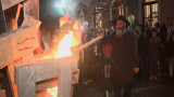 Праздник в одесской общине ХАБАД