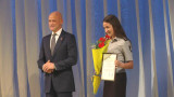 Мэр и губернатор поздравили с Днем Конституции