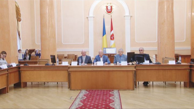Заседание трехстороннего социально-экономического совета