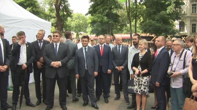 Дни Литвы в Одессе